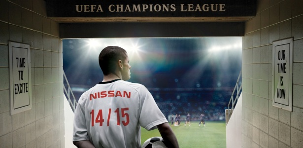 Nissan - UEFA Champions League1
