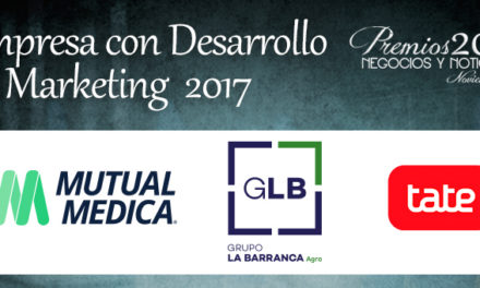 Empresa con Desarrollo de Marketing 2017