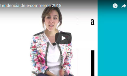Tendencia de e-commerce 2018